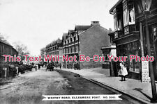 CH 231 - Whitby Road, Ellesmere Port, Cheshire - 6x4 Photo
