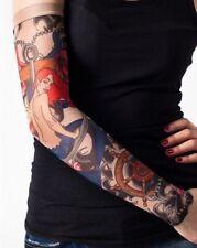 Tattoo Mesh Sleeves, Two Sleeves, Tattoo Sleeve
