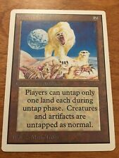 Winter Orb Unlimited NM-M Artifact Rare MAGIC MTG CARD Personal collection