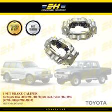 1 Set Brake Caliper For Toyota Hilux LN65 Land Cruiser (47730-35010/47750-35010)