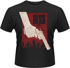 Walking Dead - Revolver T-Shirt Homme / Man - Taille / Size M PLASTIC HEAD