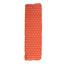 Matelas Gonflable QAOU Outdoor Ultra Compact Sleeping Pad Orange - Note A+