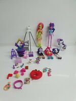 Bundle of My Little Pony Equestria Accessories Girls Toys Figures Xmas Stocking