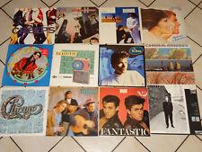 80 mer cado pop - 12 diferentes LP 's colección: carpenders, Cock Robin, Hothouse fl