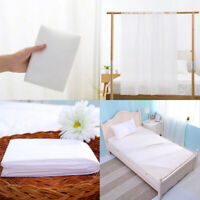 10PCS Disposable Travel Bed Sheets Travel Hotel Business Bed Sheets Cover Soft