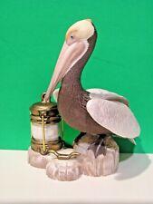 Lenox Pelican sculpture Sea Bird Collection New in Box with Coa