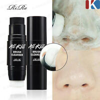 RiRe All Kill Blackhead Brush Cleanser & Remover Stick 2 in 1 / Nose Cleanser