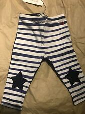 baby Gucci pants blue and white 6 to 9 months