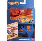 Hot Wheels RC RODGER DODGER 1:64 Scale RC Car + Remote Control & Track Adapter