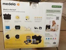 Medela Pump In Style Advanced Breastpump on the go tote Sealed # 57063 NIB.