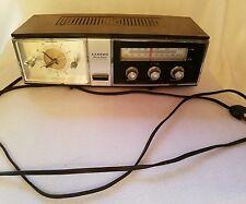 Lloyds radio model #9J42G-37A, clock radio used