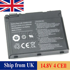 Laptop Battery For Advent 5431 5511 5611 5612 5711 5712 Series U40-4S2200-G1L3