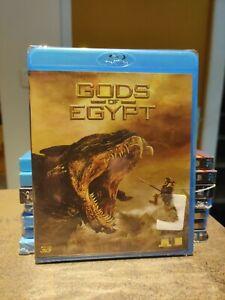 GODS OF EGYPT   BLU-RAY 3D  NEUF SOUS BLISTER