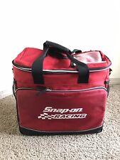 Snap On Tools Racing Soft Sided Shoulder Strap Cooler Bag