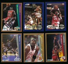 1992-93 Fleer Basketball Complete Master Set Total D Team Leaders Michael Jordan