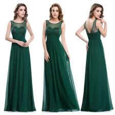 Beaded A-Line Long Dresses for Women