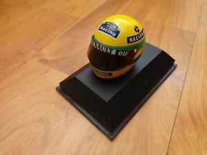 MINICHAMPS 1/8 Clásico Williams Renault 1994 Ayrton Senna F1 Fórmula 1 Casco