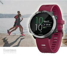 Garmin Forerunner 645 Music Orologio GPS HRM Cardio Sports Running Corsa Rosso