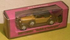DIE CAST SCALE MODEL MATCHBOX MODELS OF YESTERYEAR Y-15 1930 PACKARD VICTORIA