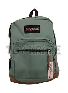 JANSPORT RIGHT PACK BACKPACK 100% ORIGINAL AUTHENTIC SCHOOL BAG DAYPACK NEW
