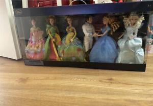 Disney Cinderella Live Action Barbie Doll Set