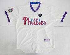 PHILADELPHIA PHILLIES IBANEZ MAJESTIC WORLD SERIES CHAMPIONS 2008  MLB BASEBALL