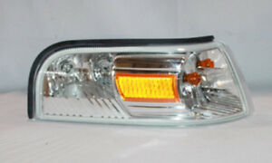 Turn Signal / Parking / Side Marker Light Assembly-Regular Front Right TYC