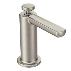 Moen S3947SRS Modern Soap Dispenser in Spot Resist Stainless