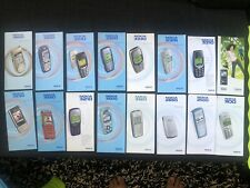 Nokia Mobile Phone Brochures - 97 In Total And Very Rare