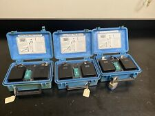 Lot Of 4 3 Enmos Data Recorder. Nice Condition. 4 Channel