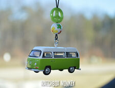 1:76 Volkswagen Samba Bus Camper Kombi VW T1 T2 Mirror Hanger Ornament Westfalia