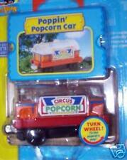Take Along Thomas POPCORN CAR popping corn as car moves  take n play compat nib