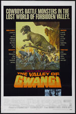 The valley of Gwangi cult Horror movie poster print 5