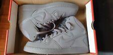 Nike Son Of Force Mid Gunsmoke-Black UK 9.5 / CM 2.8 / BR 42.5 / EUR 44.5 NEW