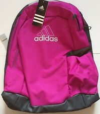 Mochila Bolso De Gimnasio Adidas Para Mujer Púrpura Nuevo £ 13.99