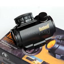 100% Original Bushnell Trophy TRS-25 Red Dot Sight Riflescope Holographic 25mm