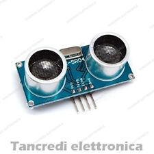 Modulo scheda sensore ad ultrasuoni HC-SR04 distanza prossimità sonar arduino