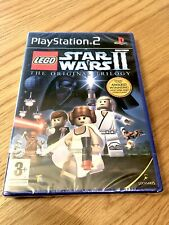 Lego Star Wars 2  II The Original Trilogy, Ps2 Playstation 2 UK Pal, New Sealed.