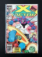 X-FACTOR #44 MARVEL COMICS 1989 NM+ NEWSSTAND EDITION