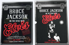 Elvis - Bruce Jackson On The Road With Elvis - Hardback Book - NEW IN STOCK NOW