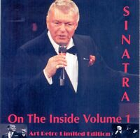 Frank Sinatra- On The Inside- Volumes 1 & 2- Fabulous 60's Outtakes- 2 CD Import
