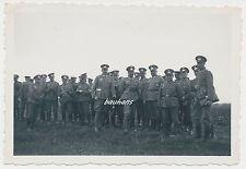 Foto Offiziere mit EK1  -Wehrmacht  (G230)