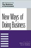 Nuevo Ways Of Doing Negocios por Abramson, Mark A