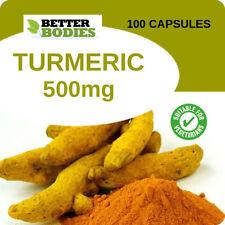 Turmeric Herb & Botanical Supplements'