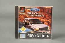 Ford Truck Mania Playstation 1 PS1 Multi Autorennen Car Race Gotham Games