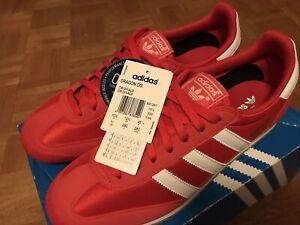 Adidas Originals Dragon Og Red  Rouge BB1267 US11 EUR45 UK10,5 NEW COLLECTOR