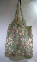 William Morris ''Golden Lily'' Print Handmade Tote Bag