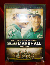 DVD - We are Marshall: A True Story (Full Screen / 2006)