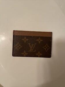 Louis Vuitton card holder monogram