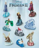 2019 McDONALD'S Frozen 2 HAPPY MEAL TOYS Choose Toy or Complete Set